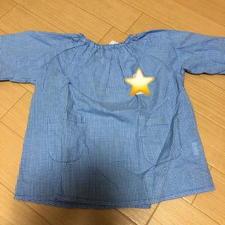 明和幼稚園 満3歳 男の子 スモッグ
