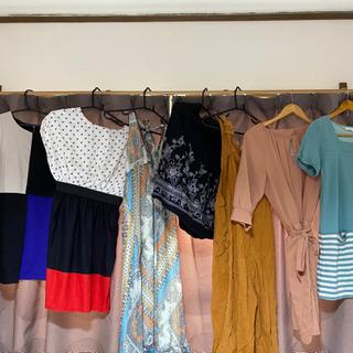 夏物 引越しで使わない服 全てまとめます 写真以外にあります