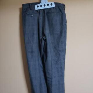 東大阪 長栄中学校の男子制服 ズボン