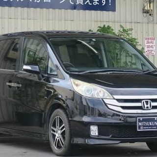 8人乗り・両側スライドドア・3列シート☆人気のファミリーカー(^^)/