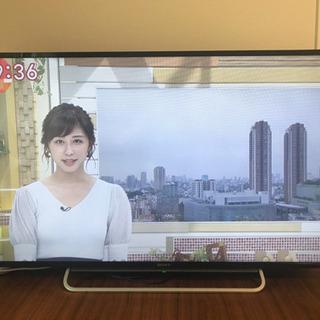 ソニーブラビア 2014年製 48型液晶テレビ