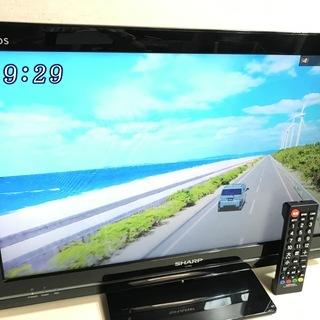 ★値下げ★【美品】デジタルハイビジョン液晶テレビ 24型 …