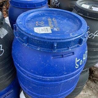 タル プラ容器 雨水タンク 約160リットル 園芸用貯水タンク ...