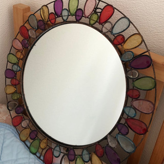 丸い鏡 ミラー