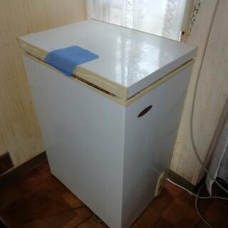 冷凍庫です。