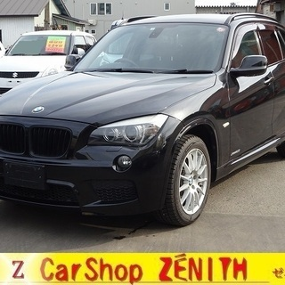 BMW X1xドライブ 20i 4WD ナビ バックカメラ (ブ...