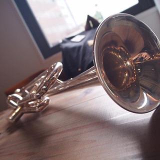 管楽器を一緒に練習しませんか?🎺🎺🎺