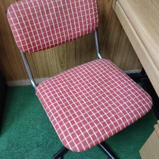 レトロ 学習机の椅子