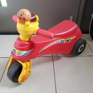 アンパンマン乗用玩具