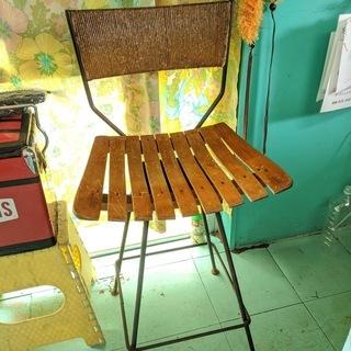 1950's  アメリカ製 ヴィンテージ Bar スツール