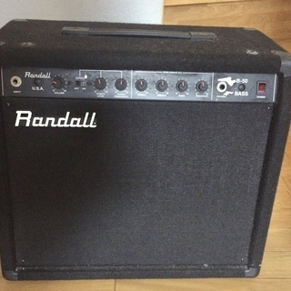 Randall USA ベースアンプ 50W
