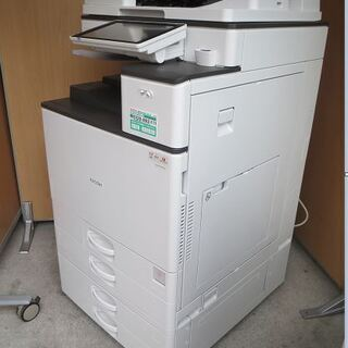 無線LAN ・wifi★RICOH A3 カラー複合機 MPC2...