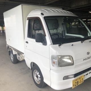 ハイゼットT/冷蔵冷凍車/検査付き