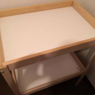 IKEAおむつ台