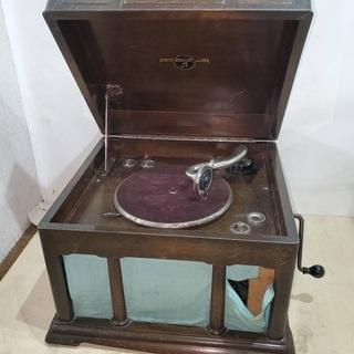 Columbia レコードプレーヤー 蓄音機