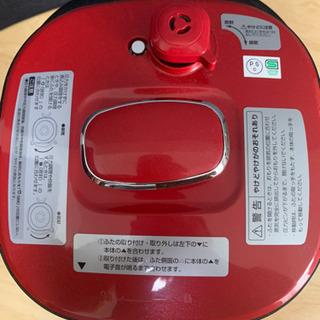 電気圧力鍋 5000円で売ります