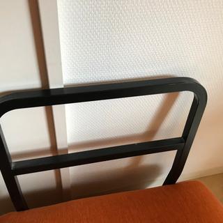 オレンジのおしゃれなソファーです! - 名古屋市