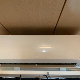 美品 コロナ 2017年製 エアコン 6畳用 冷暖房
