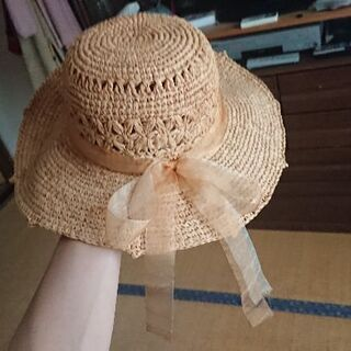 子供用麦わら帽子