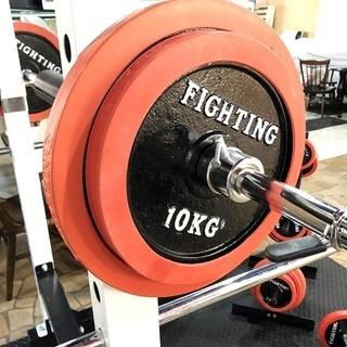 札幌近郊送料無料 IROTEC アイロテック マルチパワーラック FIGHTING 筋トレ ジム 懸垂 バーベル ダンベル 合計140kg - スポーツ