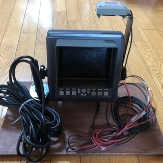 魚群探知機 SONIX 6型TFTカラー液晶GPS魚探プロッター...
