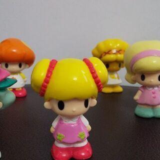 こえだちゃんの人形 6体