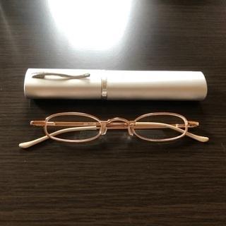値下げ!婦人老眼鏡(+1.0)