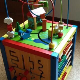 知育玩具 立方体