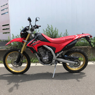 CRF250L Special Edition 無限