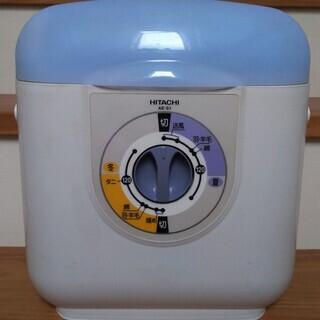 【中古】日立ふとん乾燥機アッとドライ AE-S1  簡単で分かりやすい