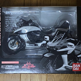 仮面ライダーディケイドバイクの画像