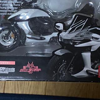 仮面ライダーディケイドバイク - おもちゃ