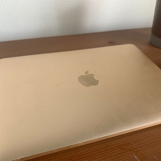 【キャンセルにつき再募集】MacBook