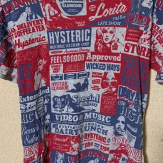HYSTERIC GLAMOUR MENS Tシャツ③