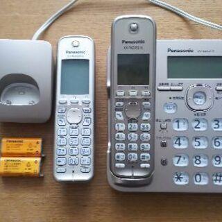 パナソニック電話機  中古品の画像