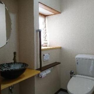 トイレ改修しませんか…