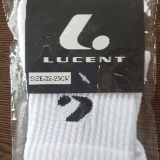【新品】ルーセント テニス用靴下