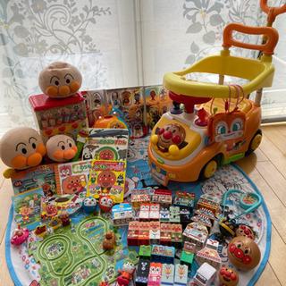 アンパンマン大量おもちゃセット