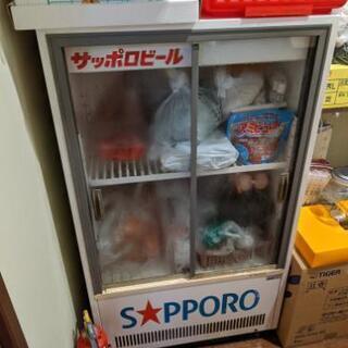 サッポロ 業務用 冷蔵庫
