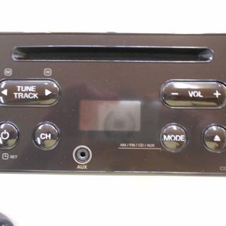 ダイハツ純正 CC-W67D CDチューナー