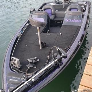 バスボート Cobra 115馬力