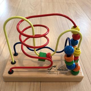 【美品】知育用おもちゃ【ボーネルンド】