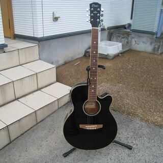 Cooder by Takamine CE-380 BK エレア...