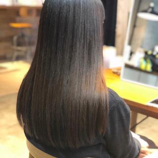 縮毛矯正(ストレートパーマ)・髪質改善モデル募集中