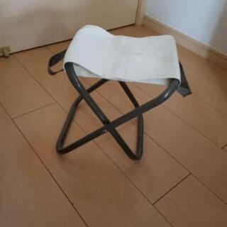 (お話し中)応援用椅子(ハンディータイプ 折り畳み式)