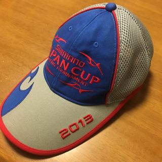シマノ フィッシングキャップ JapanCup2013