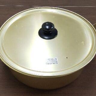 アルミ鍋 直径:約33cm