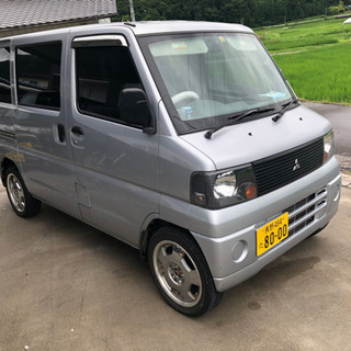 三菱 ミニキャブ  4WD MT