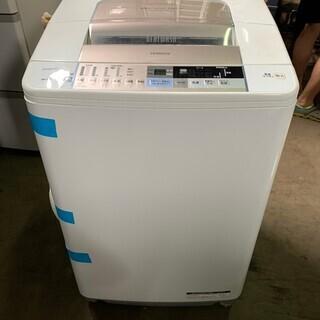 2014年製 HITACHI 9.0kg洗濯機 ビートウォッシュ...