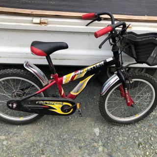 子供用自転車 18インチ 中古品